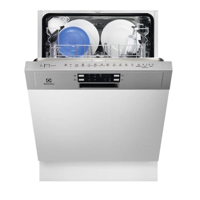 Lave-vaisselle encastrable Electrolux ESI5511LOX -13 couverts - 47dB - A+