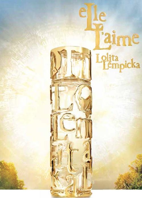 Eau de parfum Elle L'Aime de Lolita Lempicka - 80mL