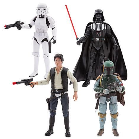 25% de remise sur une sélection de jouets Star Wars - Episode 8