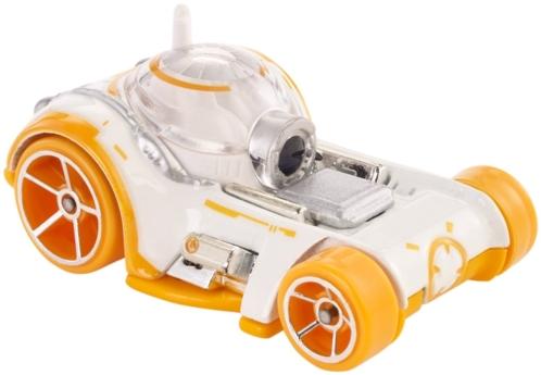Mini véhicule Hot Wheels Star Wars BB-8 (Frais de port: 3.99€)