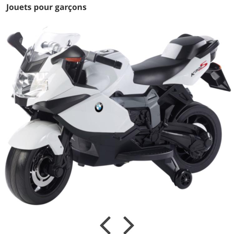 Moto électrique pour enfant BMW K1300 S