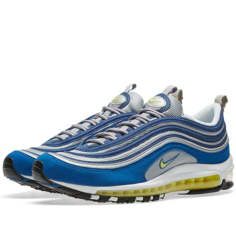 25% de réduction immédiate sur une Sélection de baskets - Ex : Nike Air Max 97 'Atlantic Blue' (Tailles au choix)