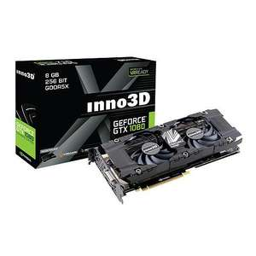 Carte graphique INNO3D GeForce GTX 1080 TWIN X2