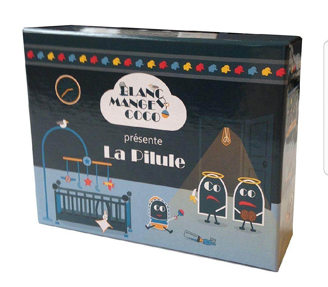 Extensions Blanc Manger Coco en promotions - Ex : La pilule (200 Cartes