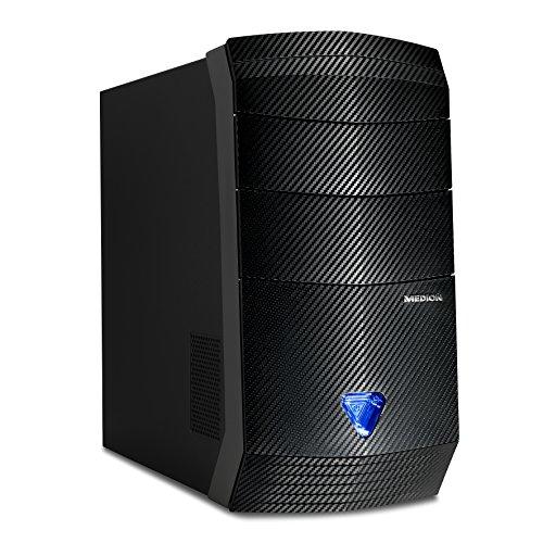 Ordinateur Medion P5368 - i5-6400, RX-480, 16 Go de RAM, 1 To + 256 Go en SSD