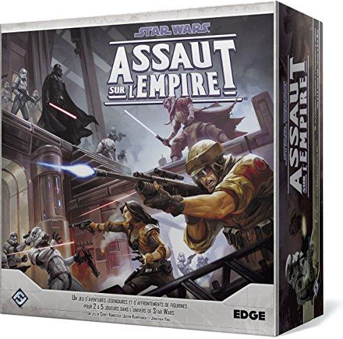 Jeu de société Asmodee Star Wars - Assaut sur l'Empire (UBISWI01)