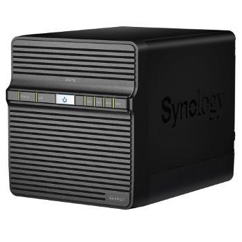 Serveur de stockage NAS Synology DS418j 4 Baies (sans disque)