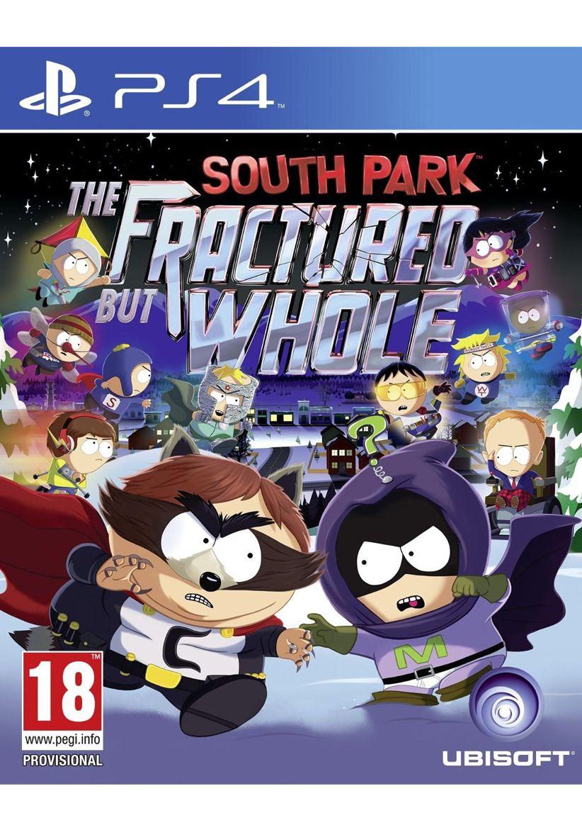 South Park : L'Annale du Destin sur  PS4