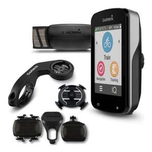 GPS de vélo Garmin Edge 820 Pack Bundle