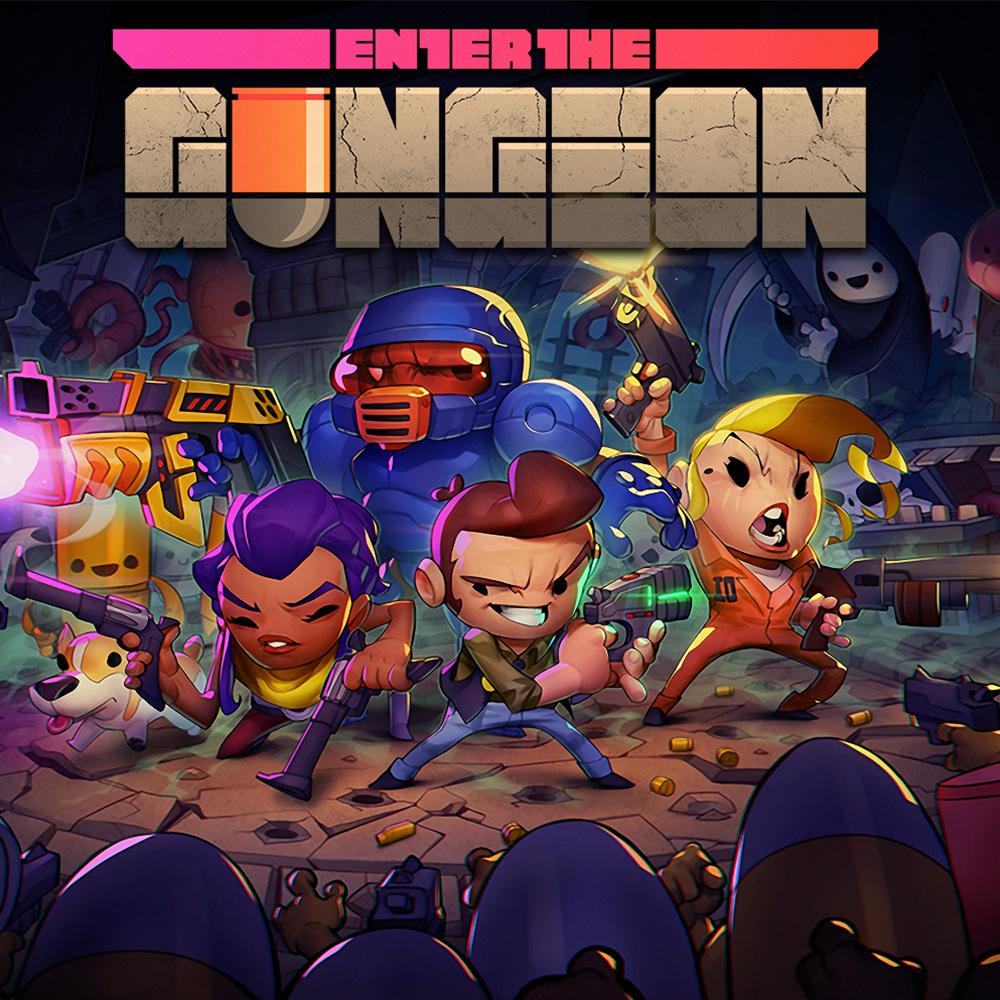 Enter the Gungeon sur Nintendo Switch (Dématérialisé - RU)