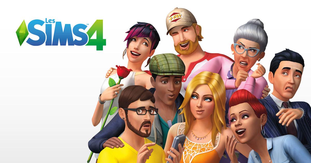 Les Sims 4 : Vie Citadine sur PC (dématérialisé)