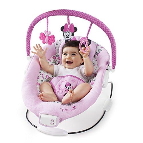 Transat pour bébé Minnie Mouse Garden Delights