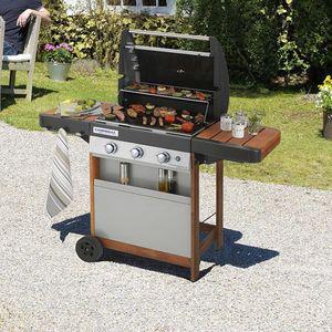 Barbecue Campingaz - Class 3 WLX (+ ODR possible de 5 a 15€ a deduire en plus)