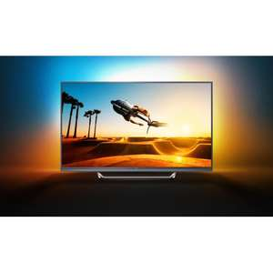 "TV 65"" Philips 65PUS7502 - 4K UHD, Dalle 100Hz, Ambilight 3, Android (via ODR de 300€)"