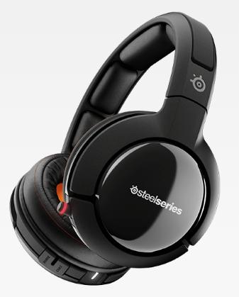Casque Audio SteelSeries Siberia 800 - Noir
