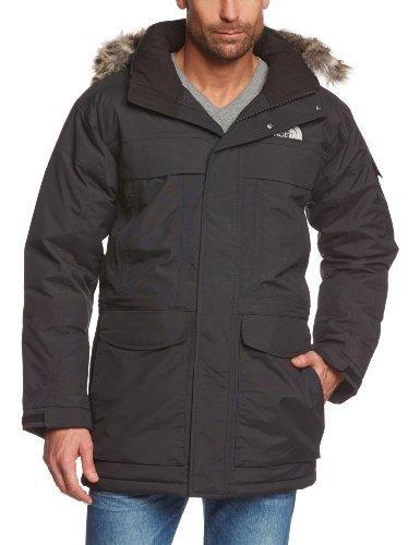 Veste d'hiver The North Face Mc Murdo TNF Black pour Hommes - Tailles au choix