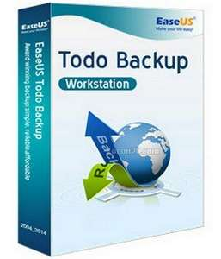 Logiciel EaseUS Todo Backup Workstation 10.5 gratuit sur PC