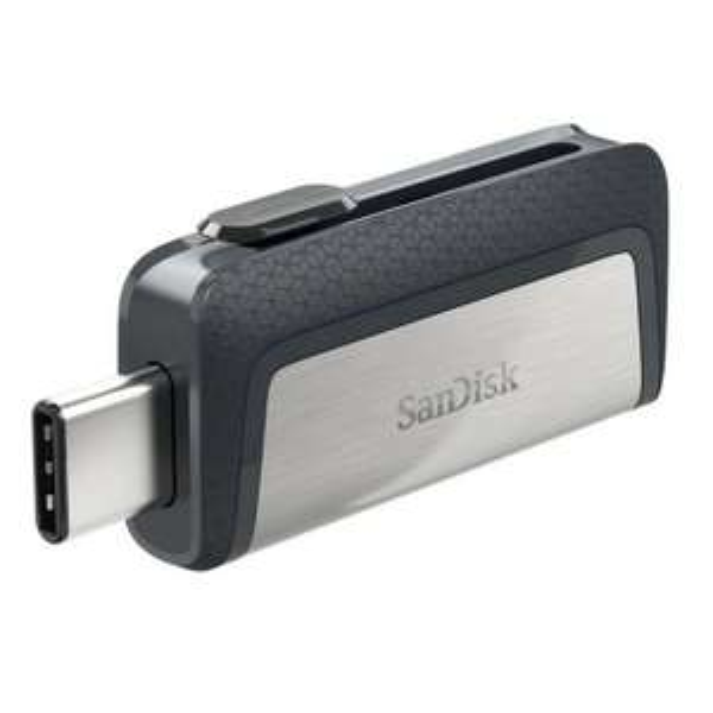 Clé USB 3.1 OTG Type-C Sandisk Ultra Dual - 64 Go