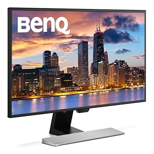 """Sélection d'écrans 27"""" BenQ en promotion - Ex: BenQ EW2770QZ - QHD (2560 x 1440), IPS, Capteur de luminosité"""