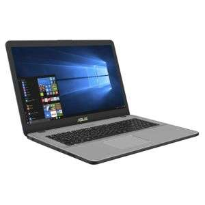 "PC Portable 17.3"" Asus X705UA-BX080T -  HD+, Intel Pentium 4405U, HDD 1 To + SSD 96 Go, RAM 4 Go, Windows 10"