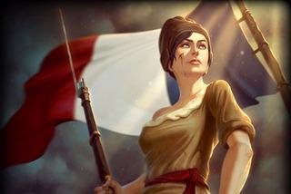"""Skin """"Marianne"""" de la déesse Athena pour le jeu Smite offert"""
