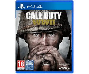 Sélection de jeux vidéo en promotion - Ex : Call of Duty: WWII sur PS4 - Bessoncourt (90)
