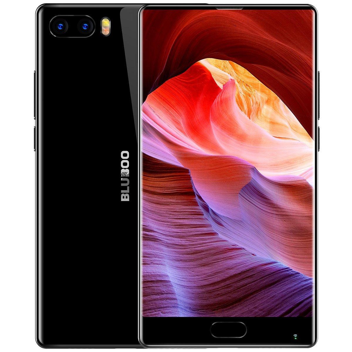 """Smartphone 5.5"""" Bluboo S1 - full HD, Helio P25, 4 Go de RAM, 64 Go (vendeur tiers)"""