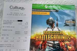 PlayerUnknown's Battlegrounds - PUBG sur Xbox One - Brest (29)