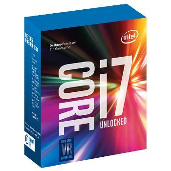 Processeur Intel Core i7 7700K (4,2 GHz) + 2 jeux