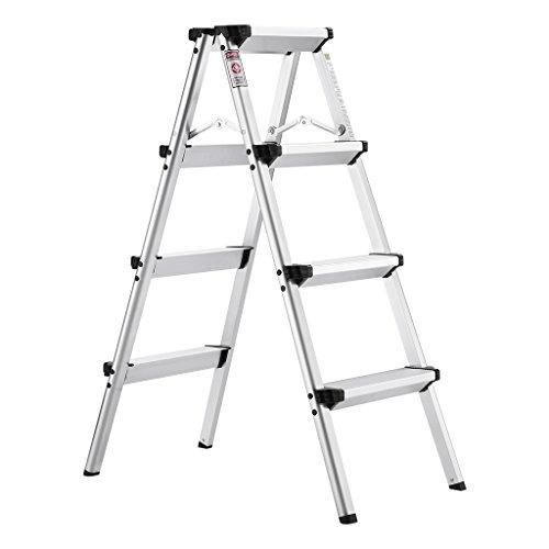 Escabeau multifonctions Finether - Aluminium, pliable (vendeur tiers)