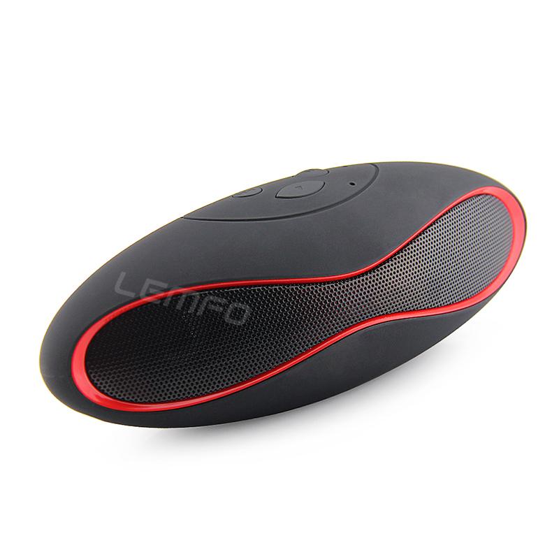 Mini enceinte Bluetooth X6U avec port micro SD + micro