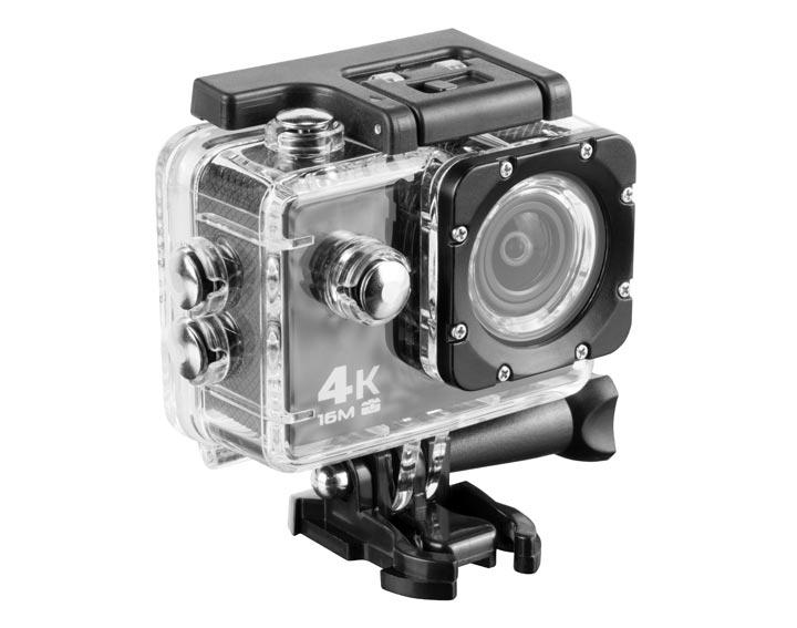 [Abonnés SFR] Caméra d'Action Konix 4K Gratuite (Via ODR 50€ + 50€ remboursés sur présentation de facture)