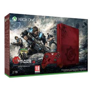 Console Microsoft Xbox One S 2 To Édition Limitée Gears of War 4 - En magasin (Stock sur l'appli)