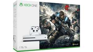 Console Microsoft Xbox One S 1 To + Gears of War 4 - En magasin (Stock sur l'appli)