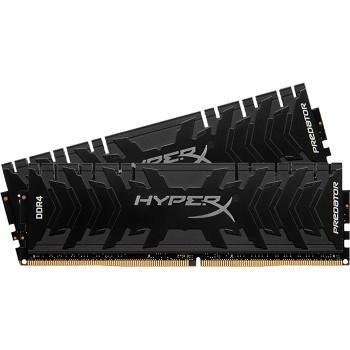 Kit mémoire RAM DDR4 HyperX Predator 16Go (2x8Go) - 3200Mhz, CL16