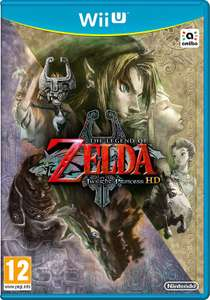 The Legend of Zelda Twilight Princess HD sur Nintendo Wii U