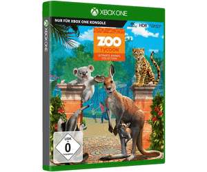 Zoo Tycoon - Ultimate Animal Collection sur Xbox One