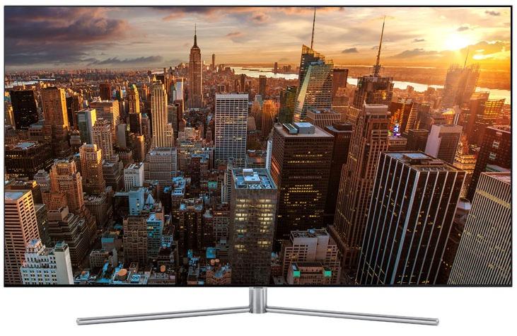 """TV 55"""" Samsung QE55Q7F Qled, 4K UHD + Garantie 5 ans  (via odr de 325€)"""