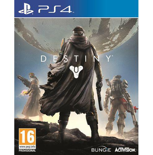 Destiny sur PS4 et XBOX One
