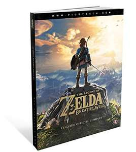 Guide officiel complet The Legend of Zelda: Breath of the Wild - Edition standard