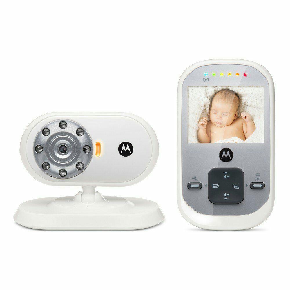 """Babyphone vidéo avec écran 2.4"""" Motorola MBP 622"""