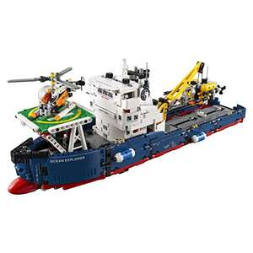 Jouet Lego Technic 42064 - Le Navire d'exploration