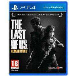 The Last of Us Remastered sur PS4 (Dématérialisé - PSN US)