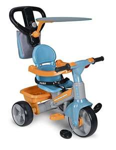 Tricycle Feber Trike Baby Plus 2 (roues en gomme!)