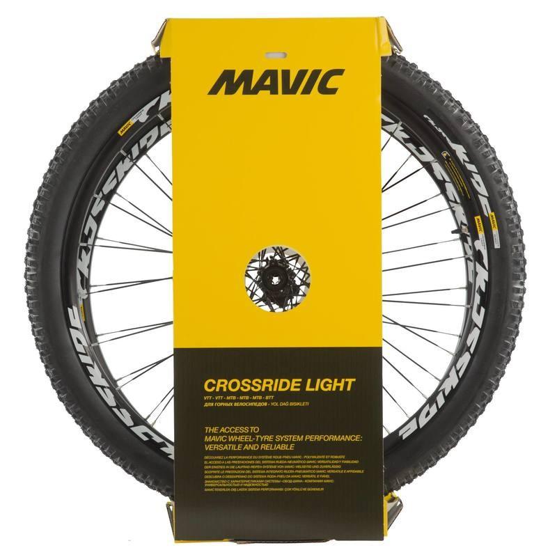 "Paire de roues VTT Mavic Crossride light - 27,5"""