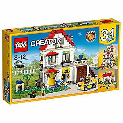 Jeu de Construction Lego Creator  31069 - La maison familiale