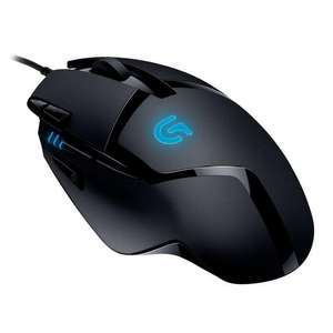 Souris filaire Gamer Logitech G402 Hyperion Fury - 4000 dpi, 8 touches