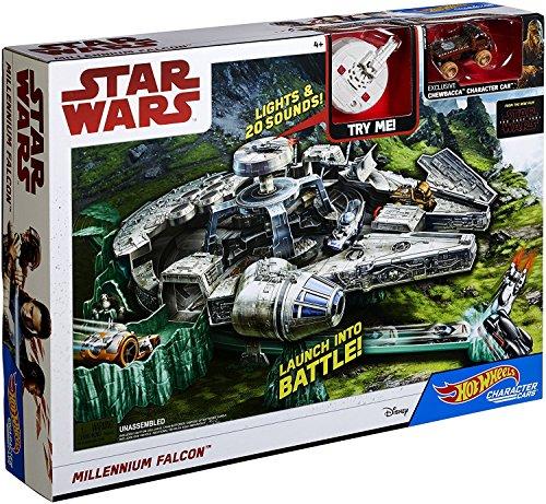 Sélection de produits en Promotion - Ex: Circuit Hot Wheels Star Wars DWM85 (Piste Millenium Falcon)
