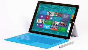 """Tablette 12"""" Microsoft Surface Pro 3 128 Go + Microsoft Type Cover 3 + Pack Microsoft Office 365"""