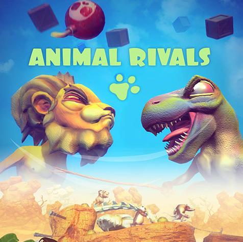 Animal Rivals sur Xbox One ou PC (Dématérialisé)
